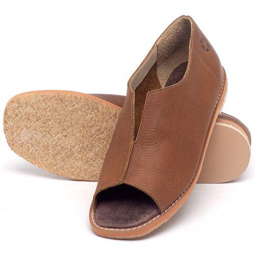 Laranja_Lima_Shoes_Sapatos_Femininos_Sandalia_Rasteira_Flat_em_Couro_Caramelo_-_Codigo_-_3719_2