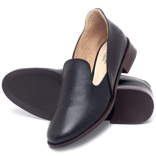 Laranja_Lima_Shoes_Sapatos_Femininos_Sapatilha_Bico_Fino_Salto_de_25_cm_em_Couro_Preto_-_Codigo_-_9467_2