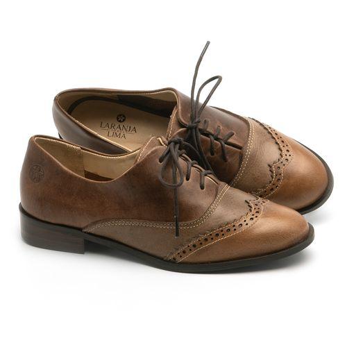Laranja_Lima_Shoes_Sapatos_Femininos_Oxford_Laranja_Lima_Shoes_Salto_de_2_cm_em_Couro_Cafe_-_Codigo_-_9468_1