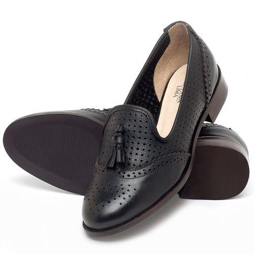 Laranja_Lima_Shoes_Sapatos_Femininos_Oxford_Laranja_Lima_Shoes_Salto_de_3_cm_em_Couro_Preto_-_Codigo_-_9470_2