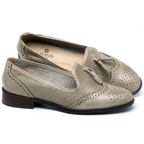 Laranja_Lima_Shoes_Sapatos_Femininos_Oxford_Laranja_Lima_Shoes_Salto_de_3_cm_em_Couro_Off-White_-_Codigo_-_9470_1