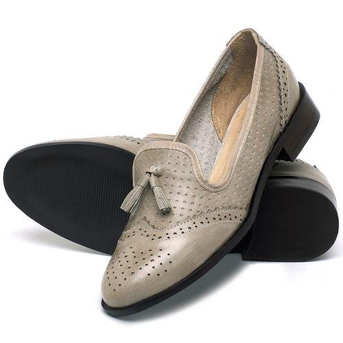 Laranja_Lima_Shoes_Sapatos_Femininos_Oxford_Laranja_Lima_Shoes_Salto_de_3_cm_em_Couro_Off-White_-_Codigo_-_9470_2