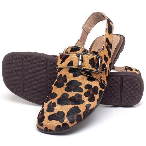 Laranja_Lima_Shoes_Sapatos_Femininos_Sapatilha_Alternativa_em_Couro_Onca_-_Codigo_-_9472_5