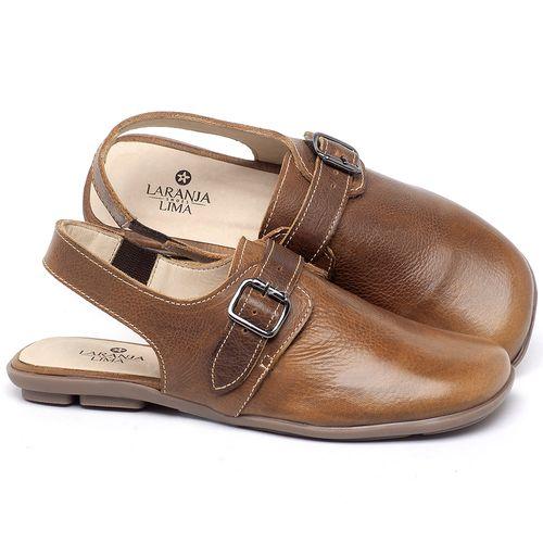 Laranja_Lima_Shoes_Sapatos_Femininos_Sapatilha_Alternativa_em_Couro_Caramelo_-_Codigo_-_9472_1