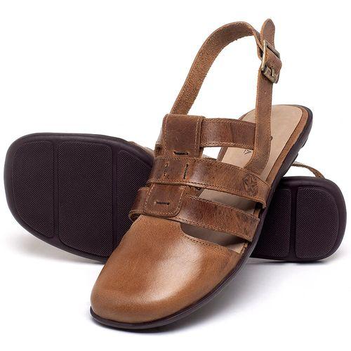 Laranja_Lima_Shoes_Sapatos_Femininos_Sapatilha_Alternativa_em_Couro_Caramelo_-_Codigo_-_9478_2