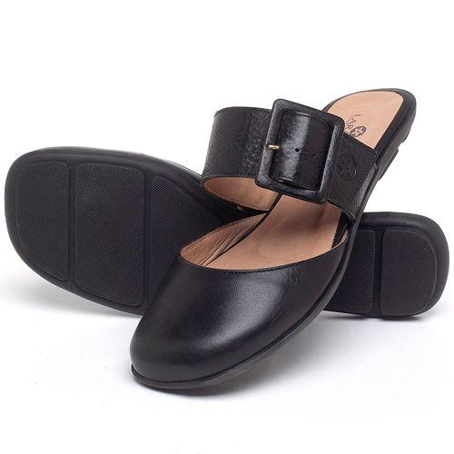 Laranja_Lima_Shoes_Sapatos_Femininos_Sapatilha_Alternativa_em_Couro_Preto_-_Codigo_-_9479_2