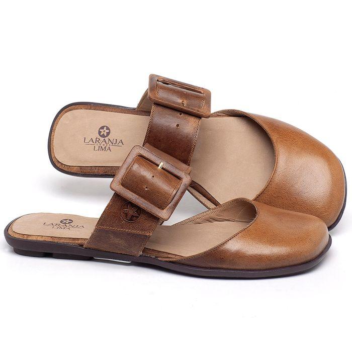 Laranja_Lima_Shoes_Sapatos_Femininos_Sapatilha_Alternativa_em_Couro_Caramelo_-_Codigo_-_9479_1