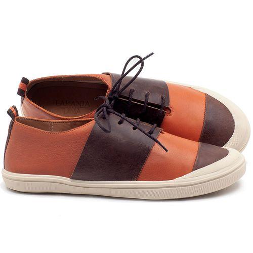 Laranja_Lima_Shoes_Sapatos_Femininos_Tenis_Cano_Baixo_em_Couro_Laranja_-_Codigo_-_56181_1
