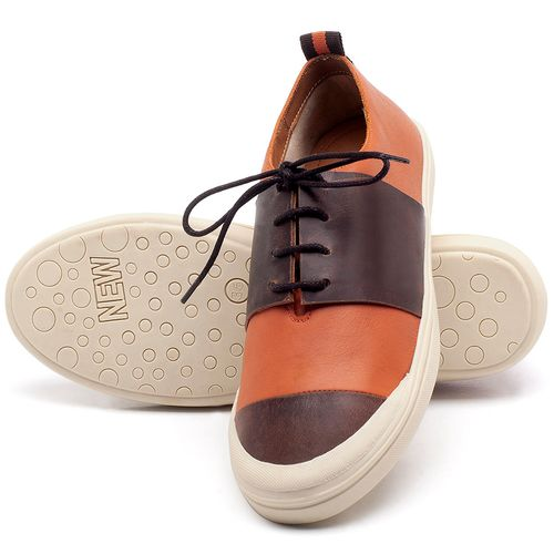 Laranja_Lima_Shoes_Sapatos_Femininos_Tenis_Cano_Baixo_em_Couro_Laranja_-_Codigo_-_56181_2