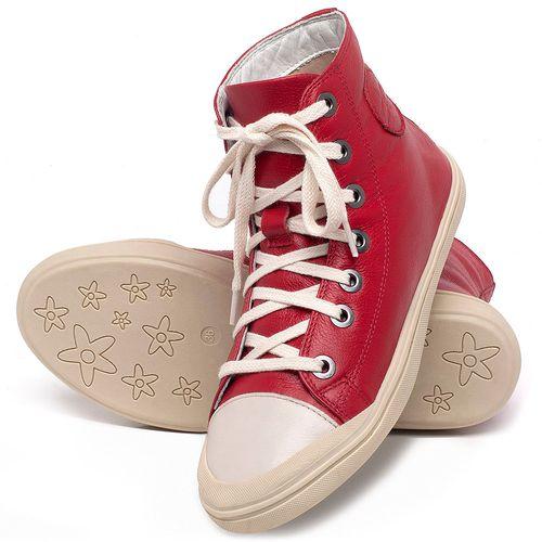 Laranja_Lima_Shoes_Sapatos_Femininos_Tenis_Cano_Alto_em_Couro_Vermelho_-_Codigo_-_56196_2