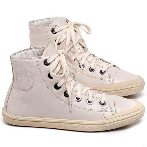 Laranja_Lima_Shoes_Sapatos_Femininos_Tenis_Cano_Alto_em_Couro_Off-White_-_Codigo_-_56196_1