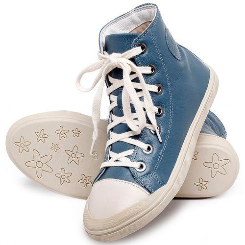 Laranja_Lima_Shoes_Sapatos_Femininos_Tenis_Cano_Alto_em_Couro_Azul_-_Codigo_-_56196_2