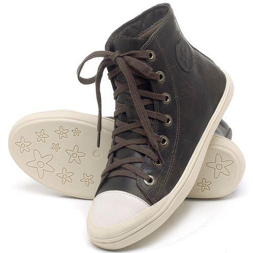 Laranja_Lima_Shoes_Sapatos_Femininos_Tenis_Cano_Alto_em_Couro_Verde_-_Codigo_-_56196_2
