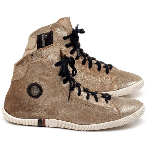 Laranja_Lima_Shoes_Sapatos_Femininos_Tenis_Cano_Alto_em_Couro_Metalizado_-_Codigo_-_136067_1