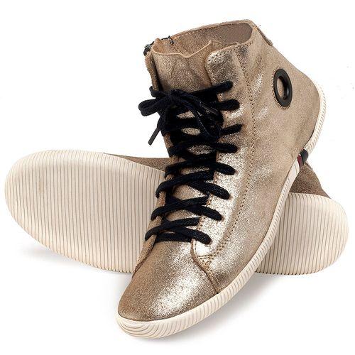 Laranja_Lima_Shoes_Sapatos_Femininos_Tenis_Cano_Alto_em_Couro_Metalizado_-_Codigo_-_136067_2
