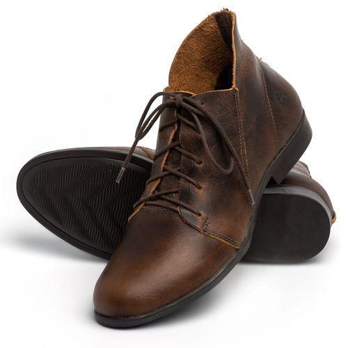 Laranja_Lima_Shoes_Sapatos_Femininos_Bota_Cano_Curto_em_Couro_Marrom_-_Codigo_-_137109_2