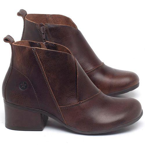 Laranja_Lima_Shoes_Sapatos_Femininos_Bota_Cano_Curto_Salto_de_5_cm_em_Couro_Marrom_-_Codigo_-_137266_1