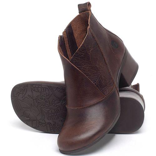 Laranja_Lima_Shoes_Sapatos_Femininos_Bota_Cano_Curto_Salto_de_5_cm_em_Couro_Marrom_-_Codigo_-_137266_2