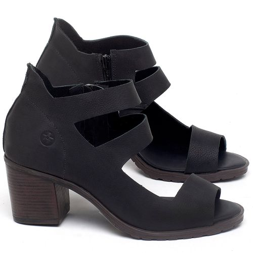 Laranja_Lima_Shoes_Sapatos_Femininos_Sandalia_Laranja_Lima_Shoes_Classic_em_Couro_Preto_-_Codigo_-_137269_1