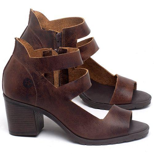 Laranja_Lima_Shoes_Sapatos_Femininos_Sandalia_Laranja_Lima_Shoes_Classic_em_Couro_Marrom_-_Codigo_-_137269_1