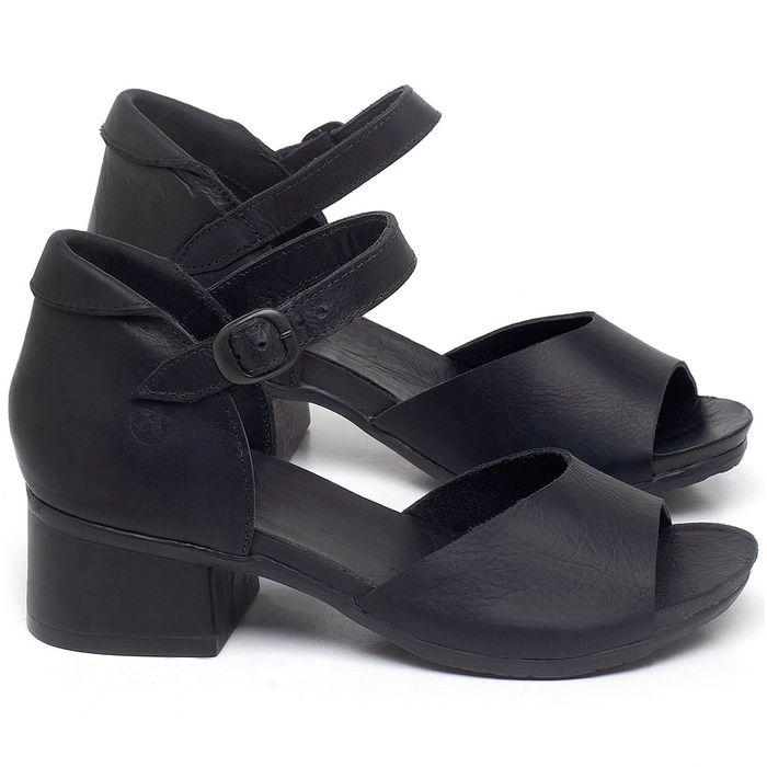 Laranja_Lima_Shoes_Sapatos_Femininos_Sandalia_Laranja_Lima_Shoes_Boho_Salto_de_5_cm_em_Couro_Preto_-_Codigo_-_137278_1