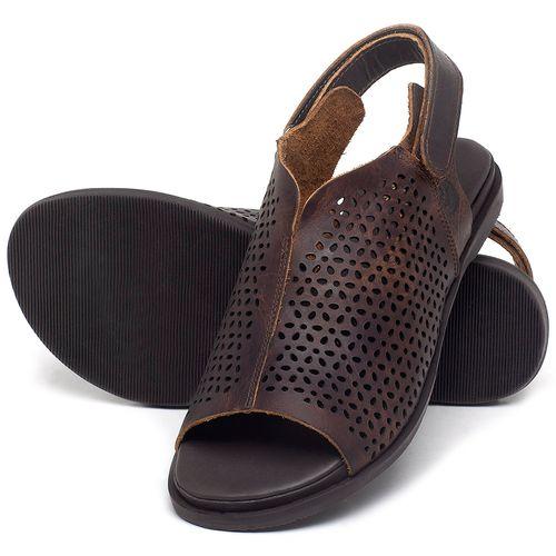Laranja_Lima_Shoes_Sapatos_Femininos_Sandalia_Rasteira_Flat_em_Couro_Marrom_-_Codigo_-_137286_2