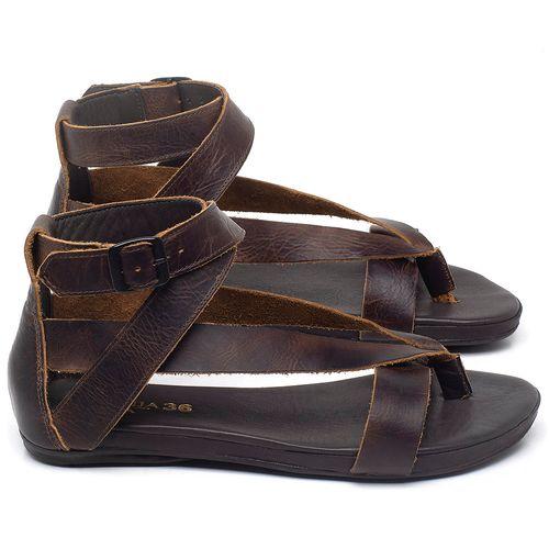 Laranja_Lima_Shoes_Sapatos_Femininos_Sandalia_Rasteira_Flat_em_Couro_Marrom_-_Codigo_-_137289_1