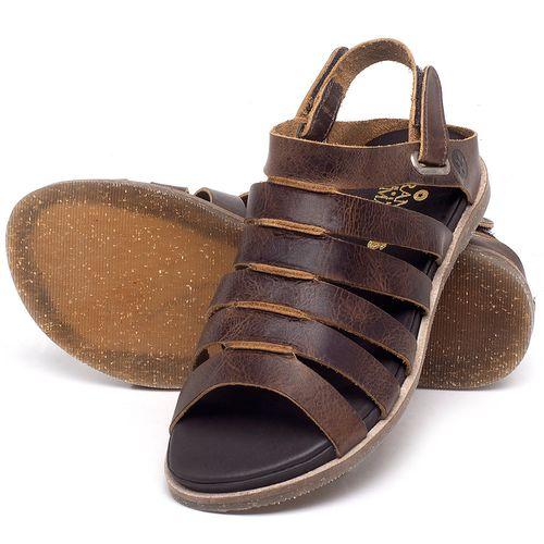 Laranja_Lima_Shoes_Sapatos_Femininos_Sandalia_Rasteira_Flat_em_Couro_Marrom_-_Codigo_-_137301_2