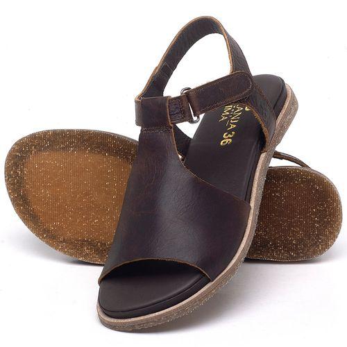 Laranja_Lima_Shoes_Sapatos_Femininos_Sandalia_Rasteira_Flat_em_Couro_Marrom_-_Codigo_-_137302_2