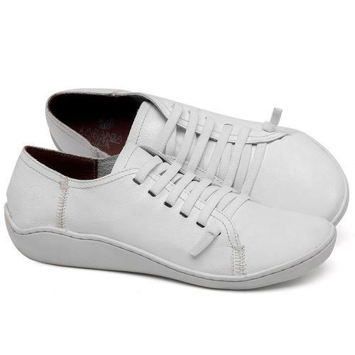 Laranja_Lima_Shoes_Sapatos_Femininos_Tenis_Cano_Baixo_em_Couro_Branco_-_Codigo_-_139027_1