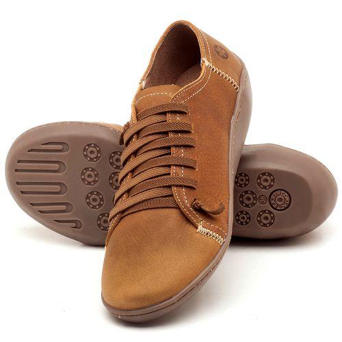 Laranja_Lima_Shoes_Sapatos_Femininos_Tenis_Cano_Baixo_em_Couro_Caramelo_-_Codigo_-_139027_2