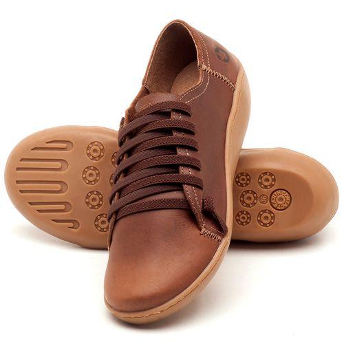 Laranja_Lima_Shoes_Sapatos_Femininos_Tenis_Cano_Baixo_em_Couro_Marrom_-_Codigo_-_139027_2