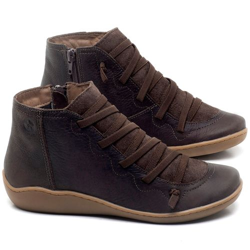 Laranja_Lima_Shoes_Sapatos_Femininos_Tenis_Cano_Alto_em_Couro_Cafe_-_Codigo_-_139028_1