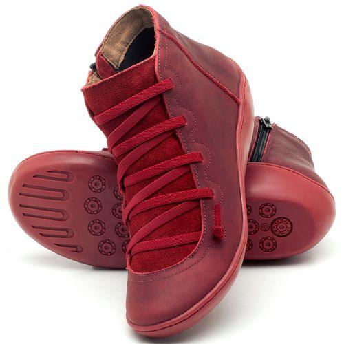 Laranja_Lima_Shoes_Sapatos_Femininos_Tenis_Cano_Alto_em_Couro_Vinho_-_Codigo_-_139028_2