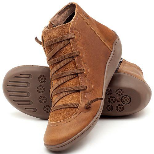 Laranja_Lima_Shoes_Sapatos_Femininos_Tenis_Cano_Alto_em_Couro_Caramelo_-_Codigo_-_139028_2