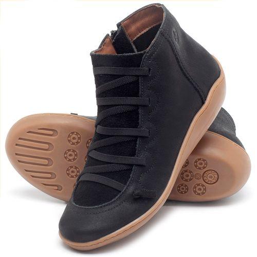 Laranja_Lima_Shoes_Sapatos_Femininos_Tenis_Cano_Alto_em_Couro_Preto_-_Codigo_-_139028_2