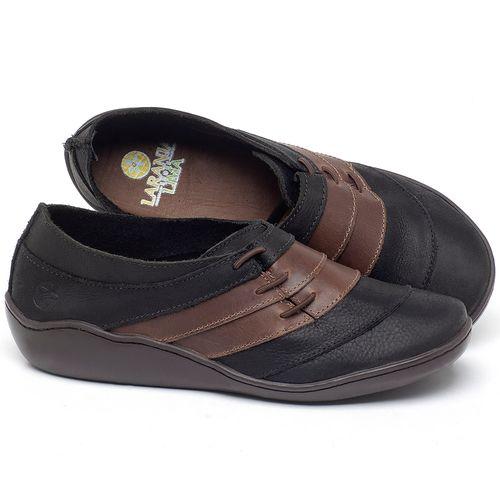 Laranja_Lima_Shoes_Sapatos_Femininos_Sandalia_Rasteira_Flat_em_Couro_Preto_-_Codigo_-_139032_1