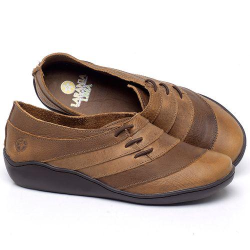 Laranja_Lima_Shoes_Sapatos_Femininos_Sandalia_Rasteira_Flat_em_Couro_Caramelo_-_Codigo_-_139032_1