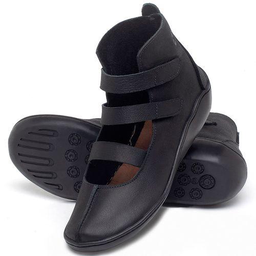 Laranja_Lima_Shoes_Sapatos_Femininos_Flat_Boot_em_Couro_Preto_-_Codigo_-_139036_2