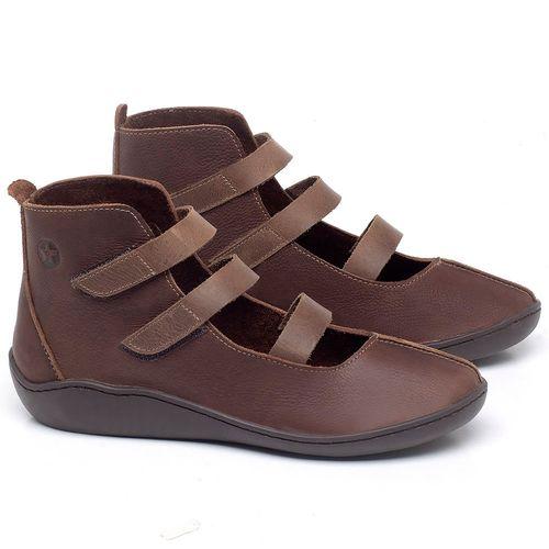 Laranja_Lima_Shoes_Sapatos_Femininos_Flat_Boot_em_Couro_Marrom_-_Codigo_-_139036_1