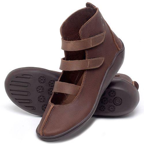 Laranja_Lima_Shoes_Sapatos_Femininos_Flat_Boot_em_Couro_Marrom_-_Codigo_-_139036_2