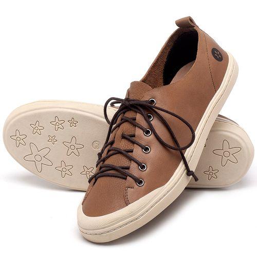Laranja_Lima_Shoes_Sapatos_Femininos_Tenis_Cano_Baixo_em_Couro_Caramelo_-_Codigo_-_141112_2