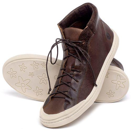 Laranja_Lima_Shoes_Sapatos_Masculinos_Tenis_Cano_Alto_em_Couro_Marrom_-_Codigo_-_141141_2