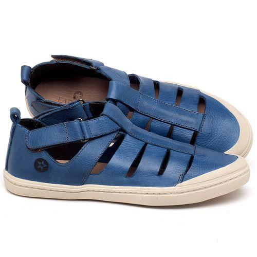 Laranja_Lima_Shoes_Sapatos_Femininos_Tenis_Cano_Baixo_em_Couro_Azul_-_Codigo_-_141144_1