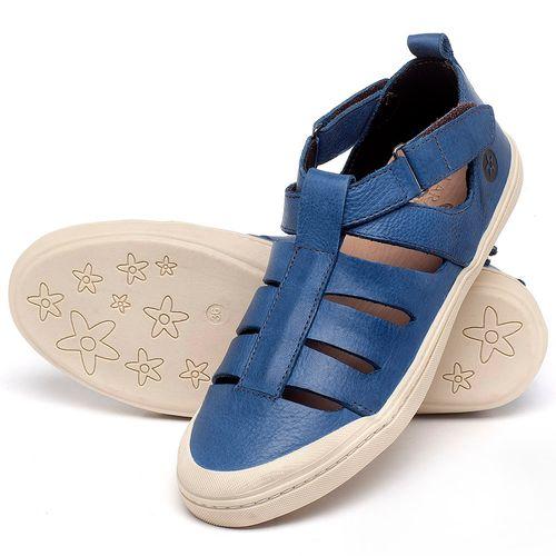 Laranja_Lima_Shoes_Sapatos_Femininos_Tenis_Cano_Baixo_em_Couro_Azul_-_Codigo_-_141144_2