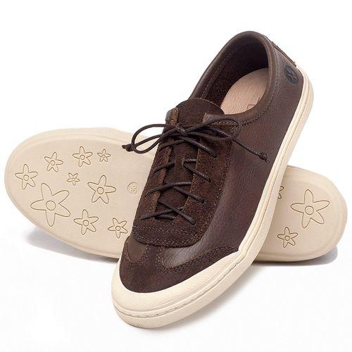 Laranja_Lima_Shoes_Sapatos_Femininos_Tenis_Cano_Baixo_em_Couro_Cafe_-_Codigo_-_141145_2