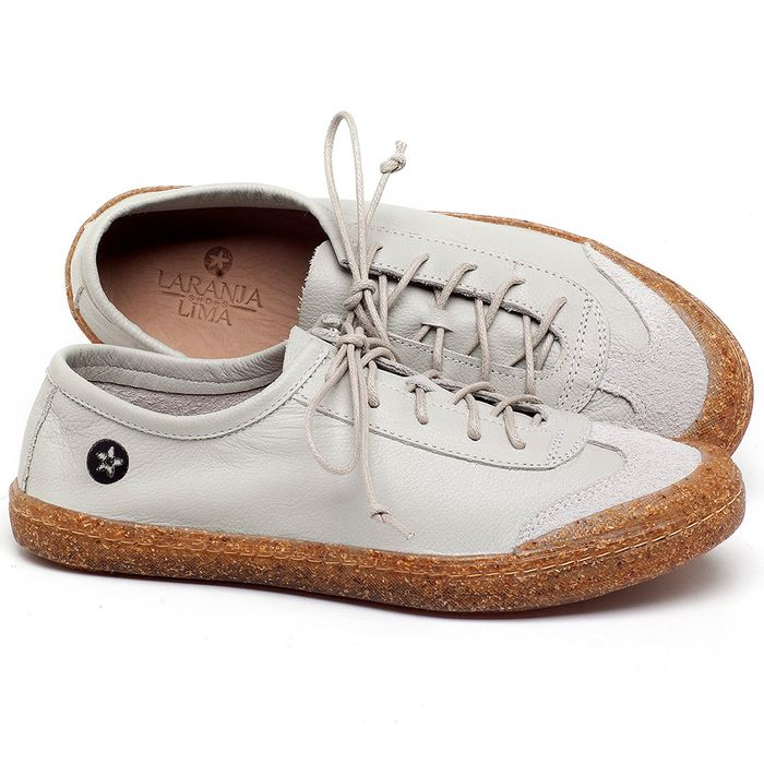 Laranja_Lima_Shoes_Sapatos_Femininos_Tenis_Cano_Baixo_em_Couro_Off-White_-_Codigo_-_141145_1