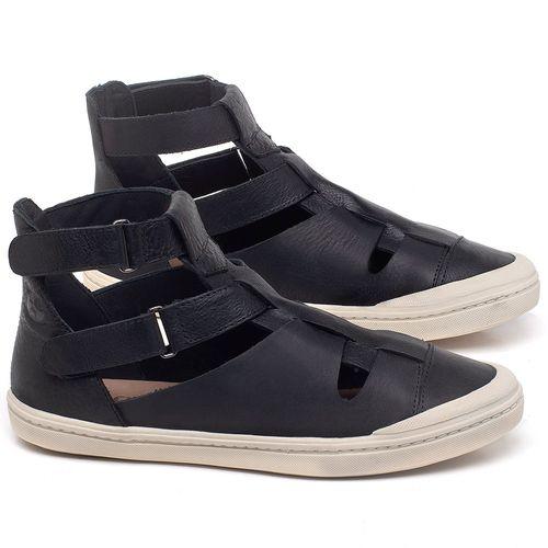 Laranja_Lima_Shoes_Sapatos_Femininos_Tenis_Cano_Alto_em_Couro_Preto_-_Codigo_-_141147_1