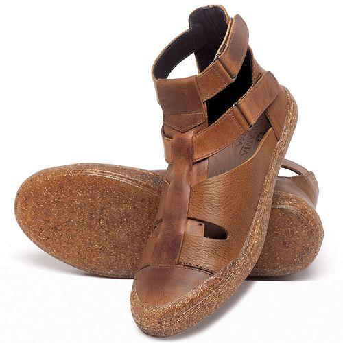 Laranja_Lima_Shoes_Sapatos_Femininos_Tenis_Cano_Alto_em_Couro_Caramelo_-_Codigo_-_141147_2