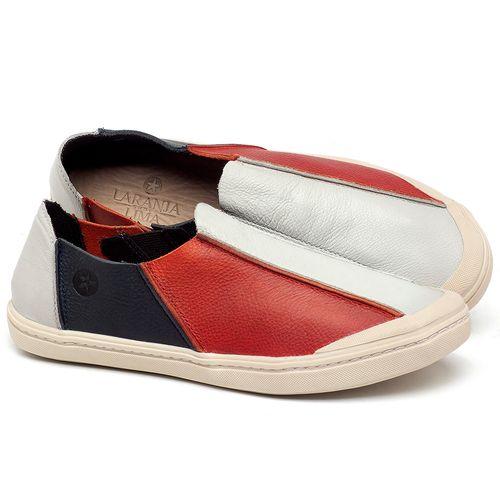 Laranja_Lima_Shoes_Sapatos_Femininos_Tenis_Cano_Baixo_em_Couro_Off-White_-_Codigo_-_141148_1